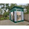 Kép 4/5 - Art Relic Professional, Téglalap alapú, automatikus működtetésű köztéri illemhely, padló-, és wc mosással